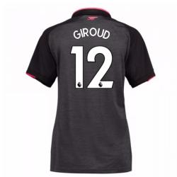 2017-18 Arsenal Third Womens Shirt (Giroud 12)
