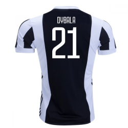 2017-18 Juventus Home Shirt (Dybala 21) - Kids