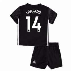 2017-18 Man Utd Away Baby Kit (Lingard 14)