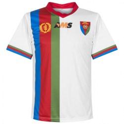 2016-2017 Eritrea Home Football Shirt