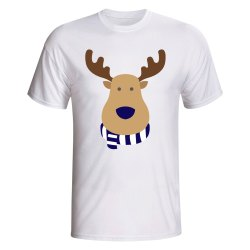 Scotland Rudolph Supporters T-shirt (white)