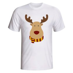 Roma Rudolph Supporters T-shirt (white) - Kids