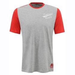 2016-2017 Scotland Macron Travel Cotton T-Shirt (Grey)