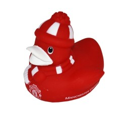 Manchester United Vinyl Bath Time Duck