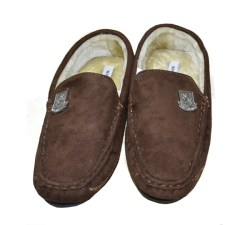 West Ham Mens Moccasin Slipper (11/12)