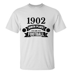 Real Madrid Birth Of Football T-shirt (white)