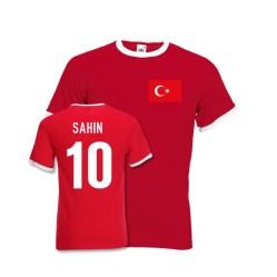 Nuri Sahin Turkey Ringer Tee (red)