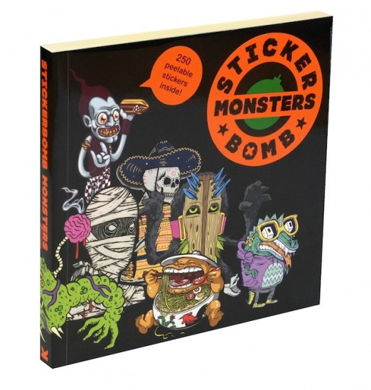 Review: Stickerbomb Monsters