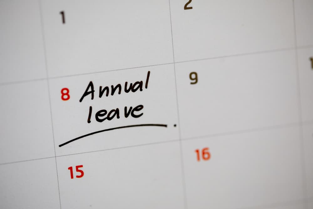 Everything you need to know about annual leave according to the UAE Labour Law