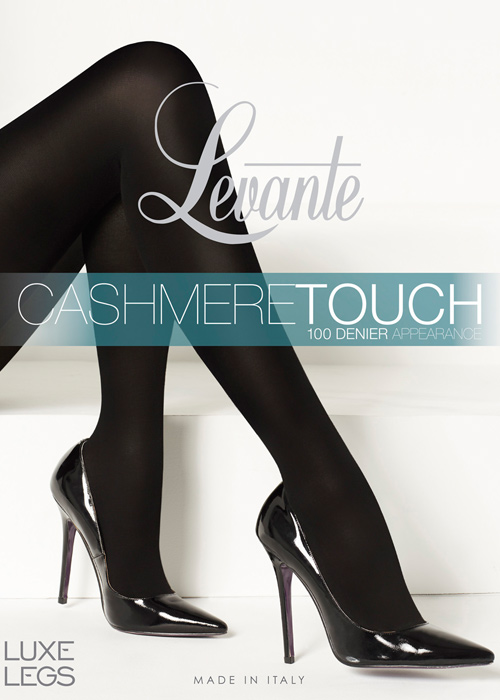 levante cashmere touch 100 denier tights for winter