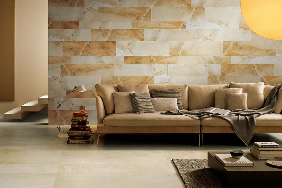 Fabulous Wood And Stone Effect Tiles To Bring The Outside In