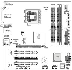 UKT Support  Advent T9206 MCE PC
