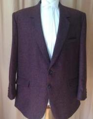 Mens Highland Cheviot Tweed Jacket