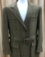 Waterproof Tweed 6137 Tweed Norfolk Jackets