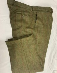 6125 - Waterproof Tweed Trousers
