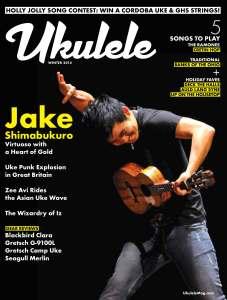 Ukulele Magazine - Fall 2014