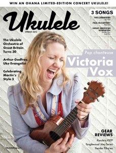 Spring 2015 Ukulele Magazine