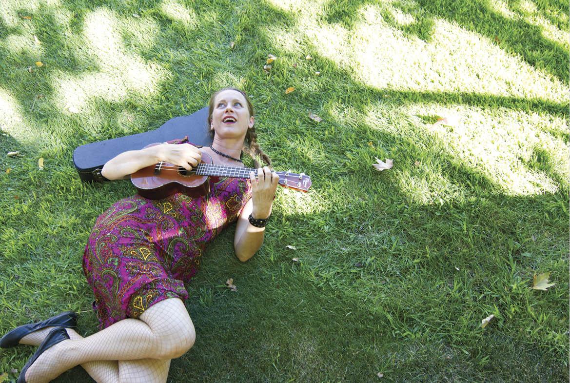 Heidi Swedberg Nude Photos 10