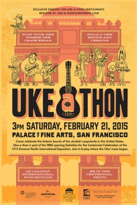 Panama-Pacific International Exposition 2015 Poster