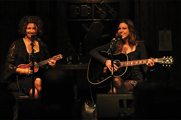 Amy Nelson and Cathy Guthrie Talk Folk Uke, Their Famous