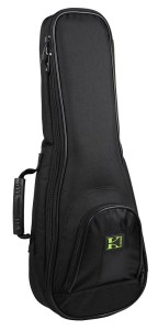 The Kaces ukulele gig bag combines basic features in an affordable package.