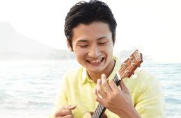 Ryo Natoyama Ukulele Learn To Play Song Chocolate Banana Pie Uke Virtuoso