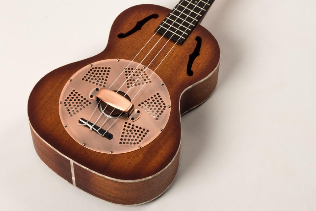 KALA resonator ukulele KA-RES-BRS Review Ukulele Magazine