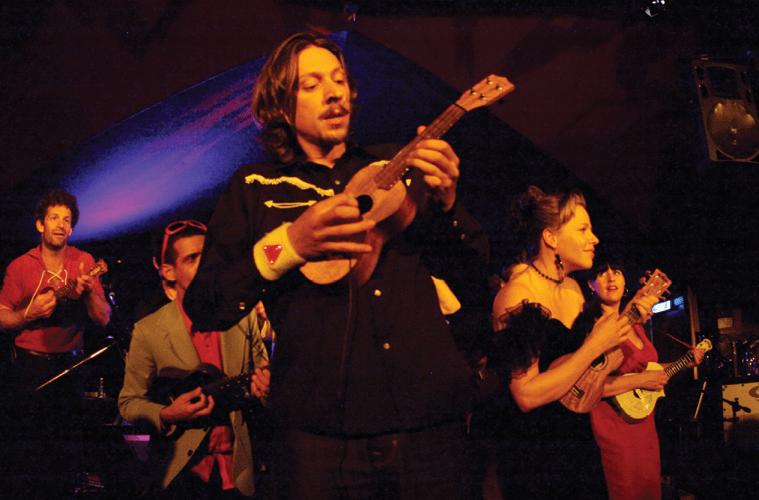 Wellington Ukulele Orchestra Ukes Pacific Rim Ukulele Magazine
