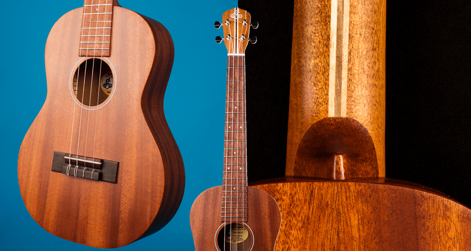 Loprinzi AM-B ukulele baritone review