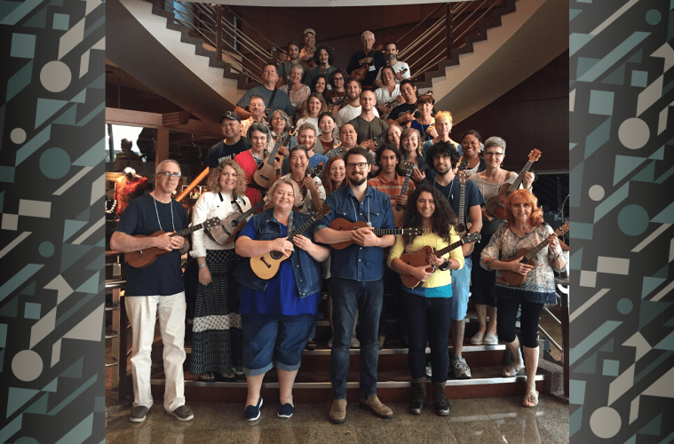 How Ukulele Teachers Are Cultivating A New Generation Of Players