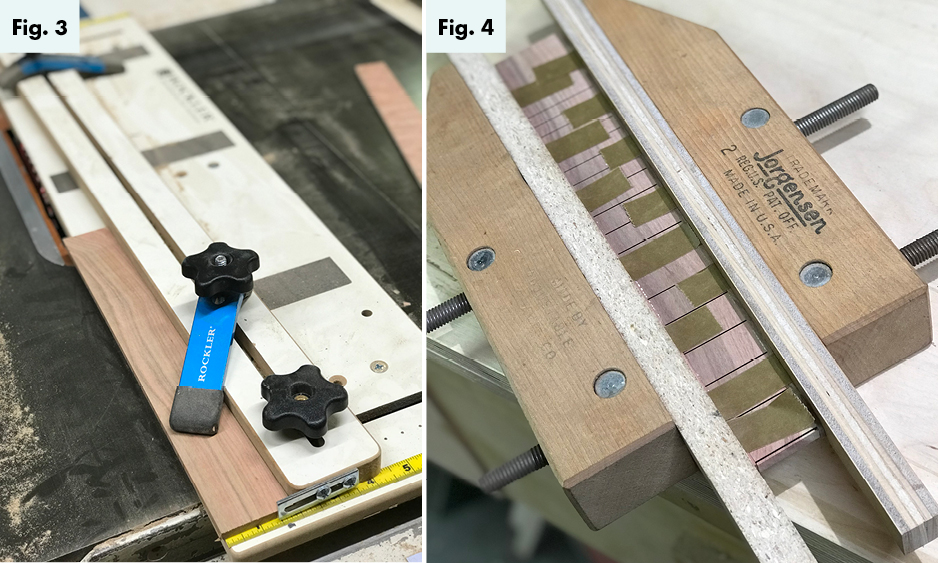 building a ukuke part 2 the fingerboard figs3-4