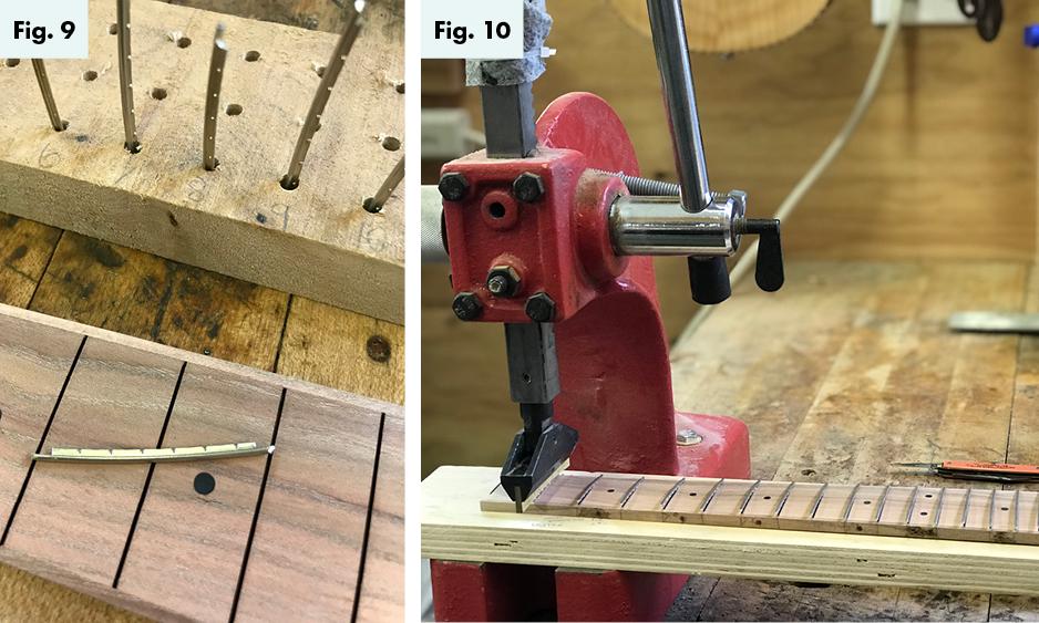 building a ukuke part 2 the fingerboard figs9-10