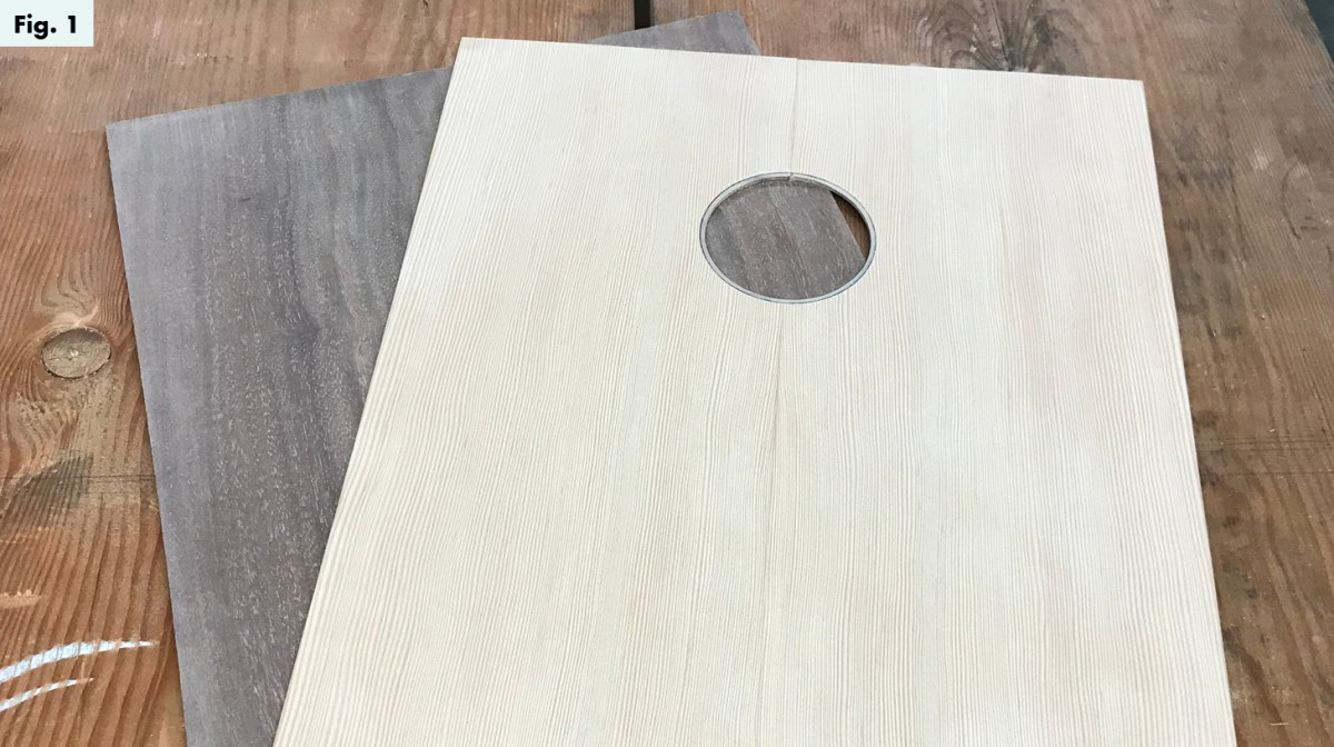 Building a Ukulele bracing fig 1