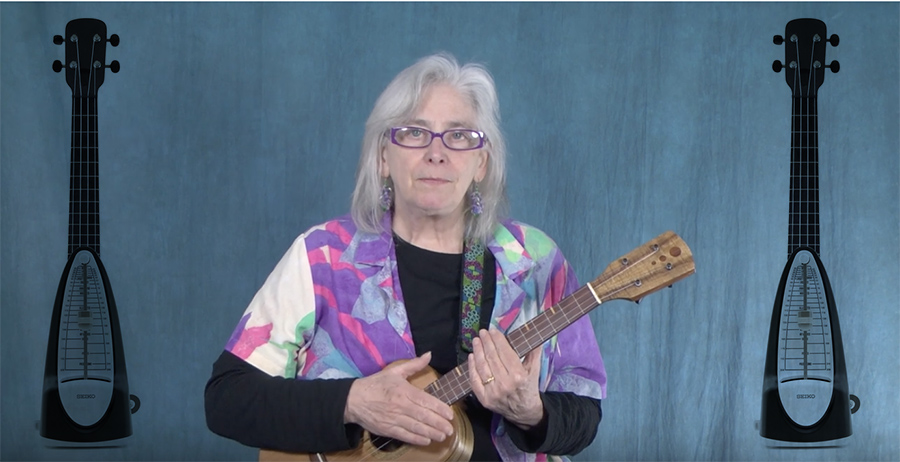 Ukulele Lesson: Practice With A Metronome to Tighten Up Your