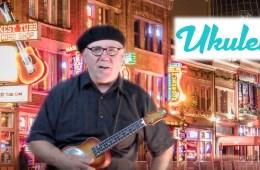 Ukulele Jim D'Ville Nashville