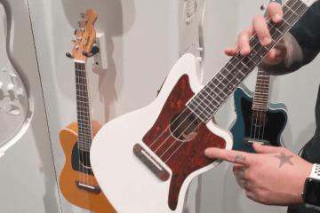 Fender Ukulele NAMM 2020
