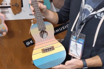 Kala ukuleles NAMM 2020