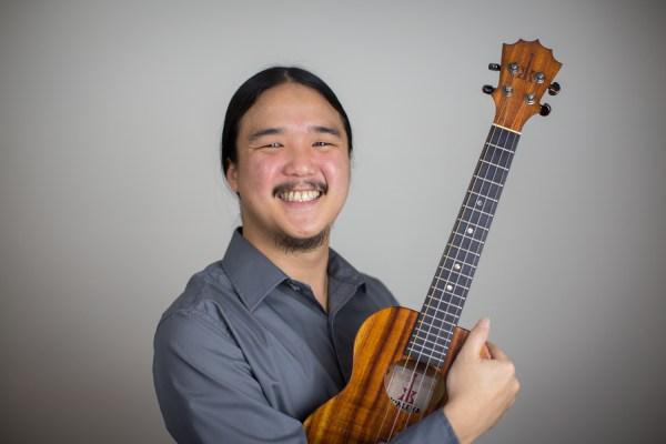 ukulele player neal chin