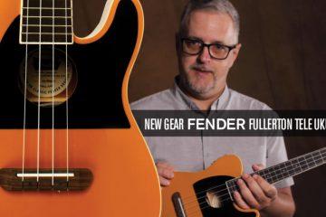 fender fullton telecaster ukulele review