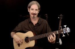 daniel ward ukulele bass basics lesson