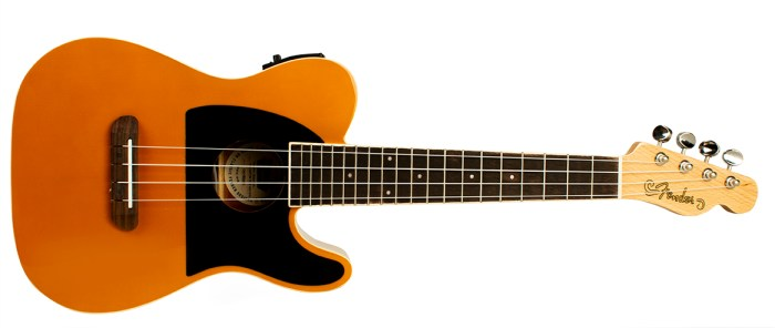 Fender Telecaster ukulele