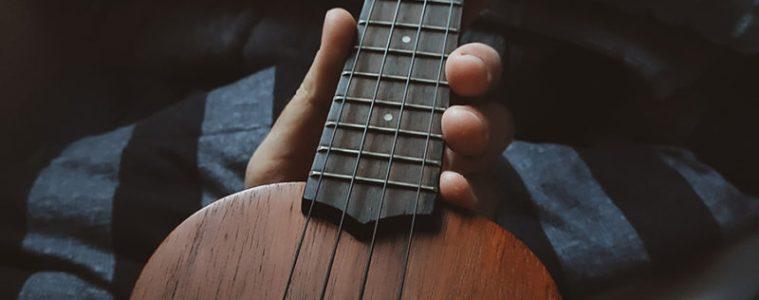 ukulele strings for chromatic solfege lesson