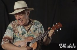 ukulele blues solo