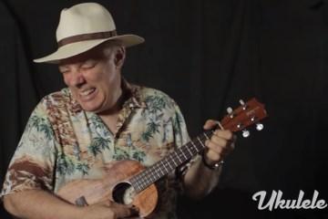 ukulele blues solo