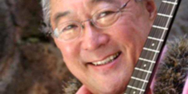 byron yasui with ukulele