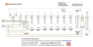 Wiring Diagrams  UK Underfloor Heating