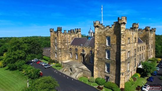 Lumley Castle