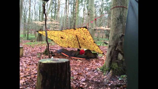Micro Wild Camp: Robins Wood