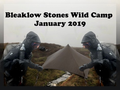 Bleaklow Stones – Jan 2019