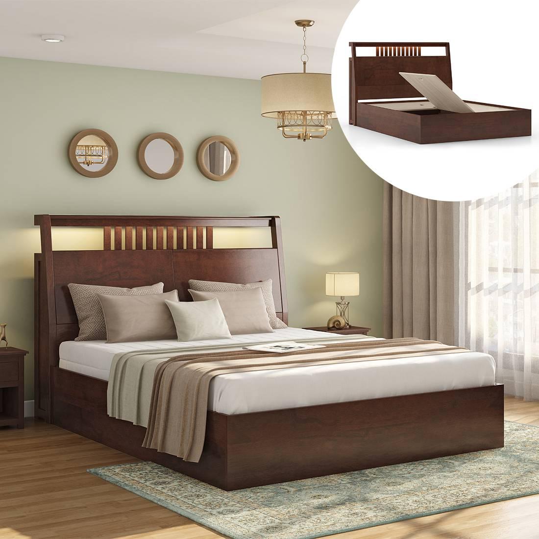 Bed Design 250 Latest Bed Designs Online In India Best Prices Urban Ladder